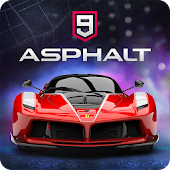 Asphalt 9: Legends - 2018's APK + MOD Data Download
