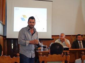 Photo: Sessão de apresentação do espaço Level UP – Cristiano V. - Gravity