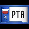 Polskie tablice rejestracyjne icon