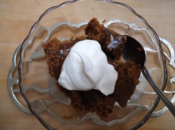Norma's Not All's Lost Zuchinni Bread Dessert With Caramel Sauce Recipe