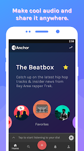 Anchor - Podcast & Radio- screenshot thumbnail