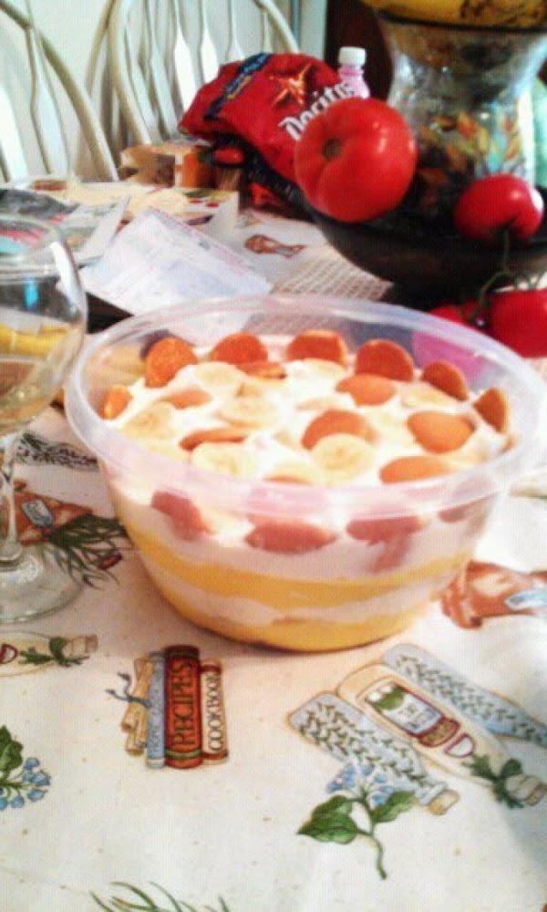 Southern Bananna Pudding Recipe