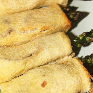 Asparagus Bacon Rollups #BrunchWeek Recipe