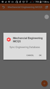 Mechanical Engineering MCQS screenshot 3