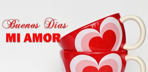 Buenos Días Amor Imágenes 2 Aplikacje W Google Play