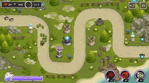 Tower Defense King cheat screenshots 2