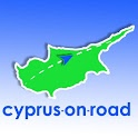 Cyprus On Road GPS Navigation icon