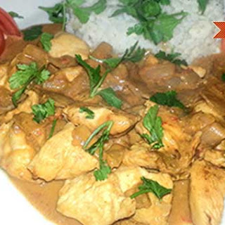 Healthy Peanut Butter Chicken Recipes.