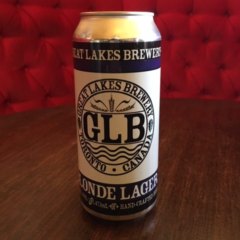 Great Lakes Lager 473ml