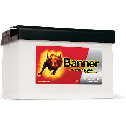 Banner Power Bull PRO 12v 77Ah