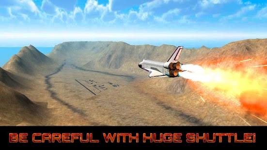 space shuttle landing simulator pc - photo #24