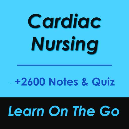 Cardiac Nursing Exam Review : Notes & Flashcard Android APK Download Free By Brightson Learners Inc.