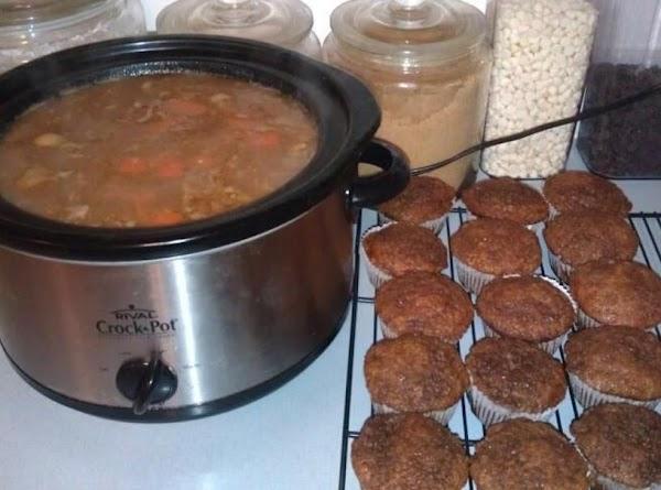 Carolyn's Pumpkin Apple Muffins Recipe