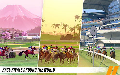 Game Rival Stars Horse Racing APK for Windows Phone