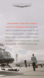 JetSmarter Private Jet Charter- screenshot thumbnail