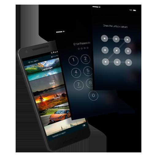 Pro Locker - HD Wallpapers and iOS Lockscreen