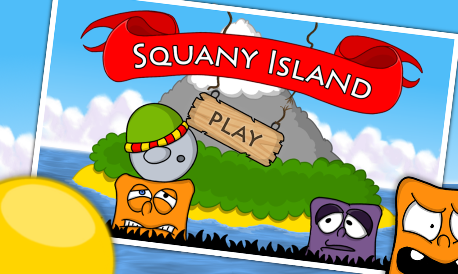 Boulder of Squany Island- screenshot