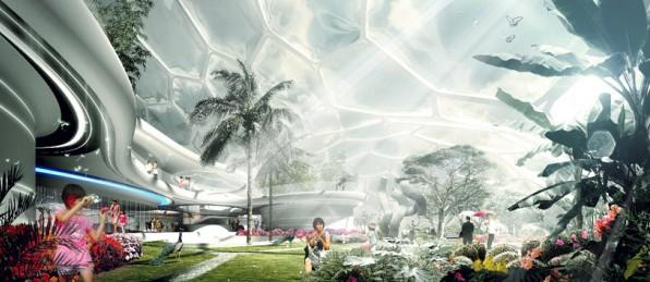 Futuristic project