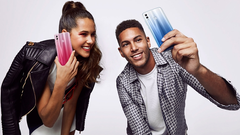 Huawei launched the Honor 10 Lite in April.
