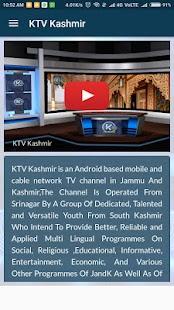 KTV Kashmir - náhled
