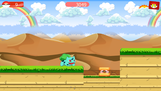 Bulbasaur adventure game 2018 - náhled