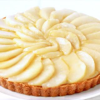 French Pear Tart Recipe