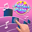 Play Piano - Tap the Black Tiles to Play Music icon