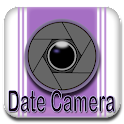 Date Camera Portrait icon