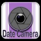 Date Camera Portrait icon