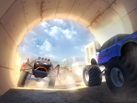 Dirt Truck 4x4 Offroad Racing 1.3 screenshot 91625
