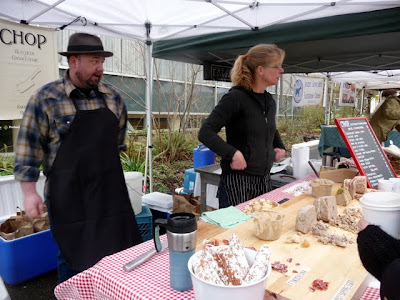Portland Farmers Market at PSU, 2011; Meats and Seafood Edition
