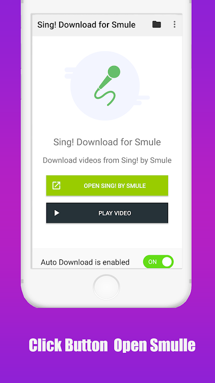 Downloader Video For Smule – (Android Applications) — AppAgg