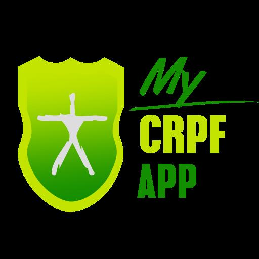 My CRPF App