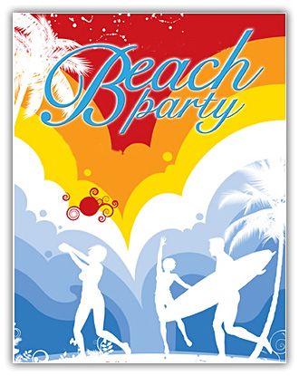 beach party VA Miami Deep 3 Poolside Sessions – 09.03.2011