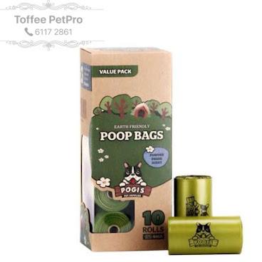 Pogi's poop bags 10卷補充盒