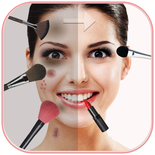 ������ ����� Face Make-Up Photo Editor