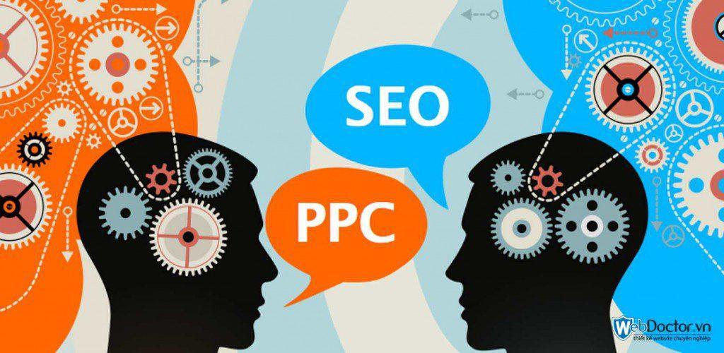 PPC và SEO là hai mô hình tiếp thị hiệu quả