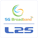 Log2Space - SG BroadBand icon