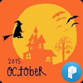 LaRa Calendar-Happy Halloween