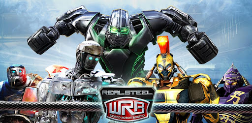 Real Steel World Robot Boxing Aplikasi Di Google Play