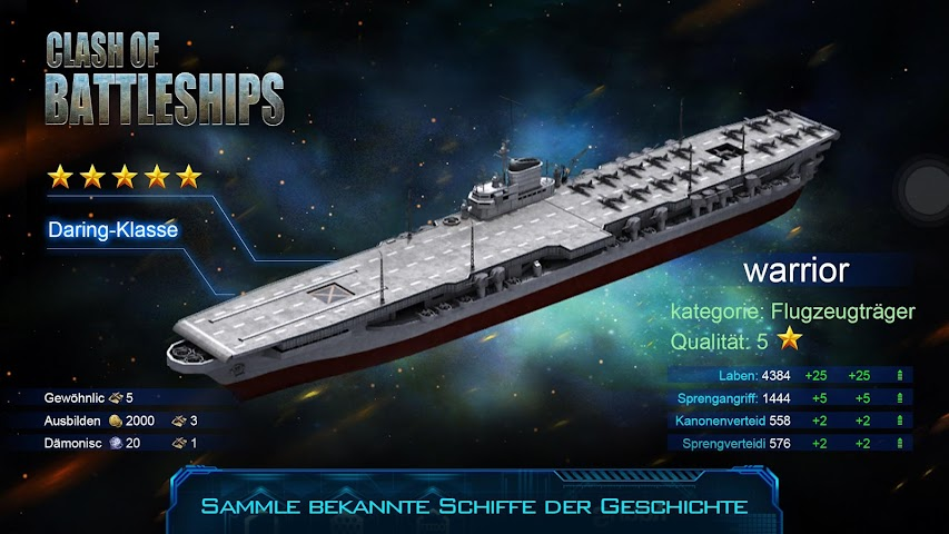 android Clash of Battleships Screenshot 6