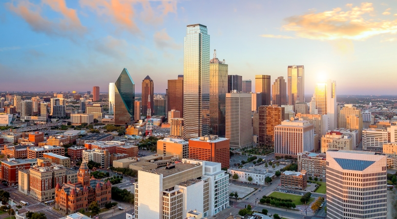 Dallas, Texas is one of the best places to live in Texas.
