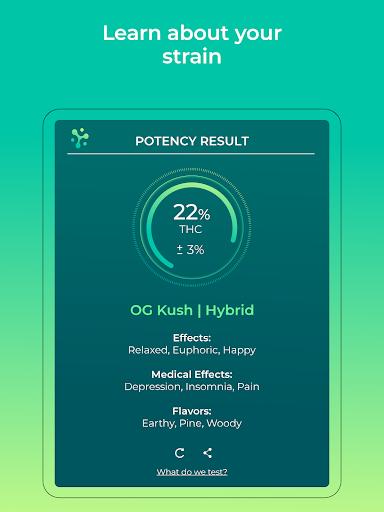 HiGrade: THC Testing & Cannabis Growing Assistant 1.0.296 screenshots 11