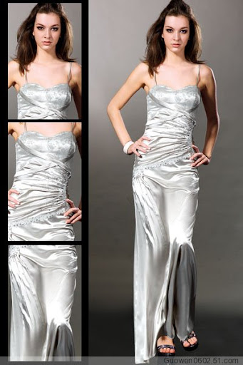 Demure 2011 Prom Gown