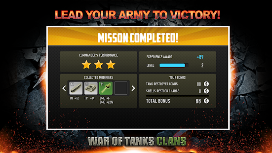 War of Tanks: Clans