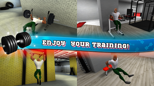 Fitness Gym Bodybuilding Pump apkpoly screenshots 1