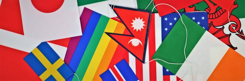 Bordsflaggor