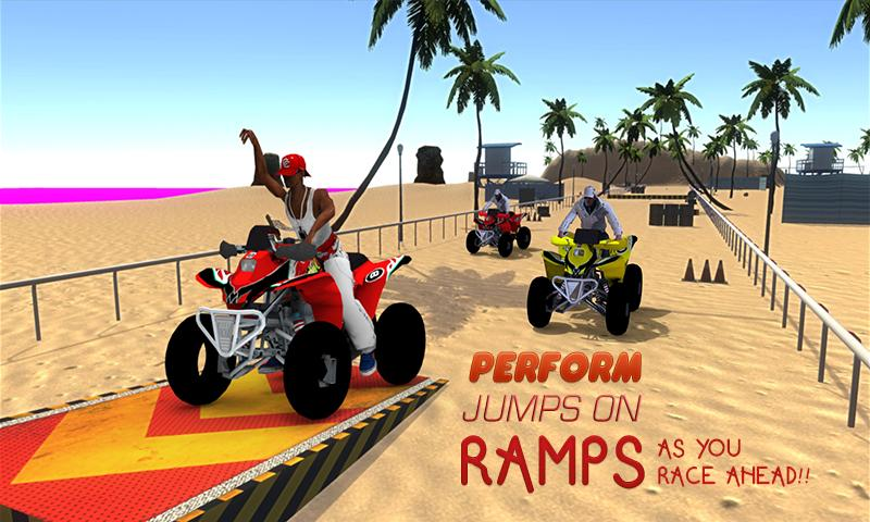 Beach Bike Offroad Race Android Apps On Google Play