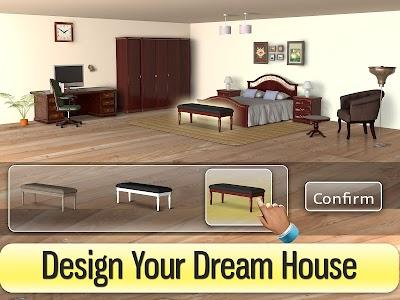 Home Design Dreams - Design My Dream House Games 1.3.6 (Mod Money)