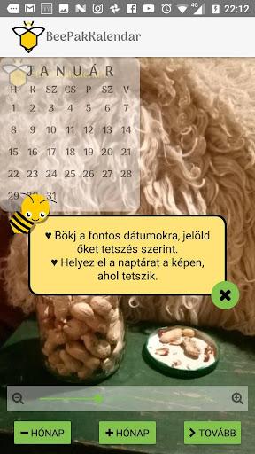 BeePakKalendar 1.3 screenshots 1